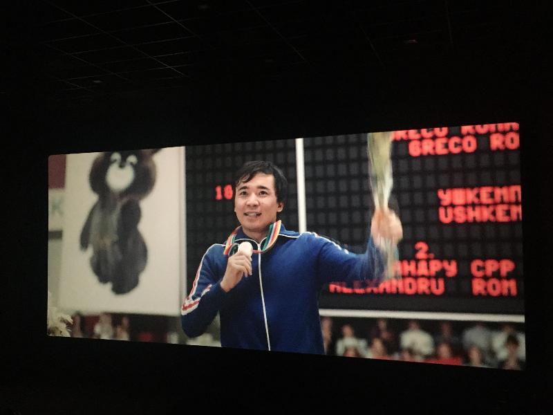 Жақсылық Үшкемпіров туралы фильмнің тұсаукесері өтті