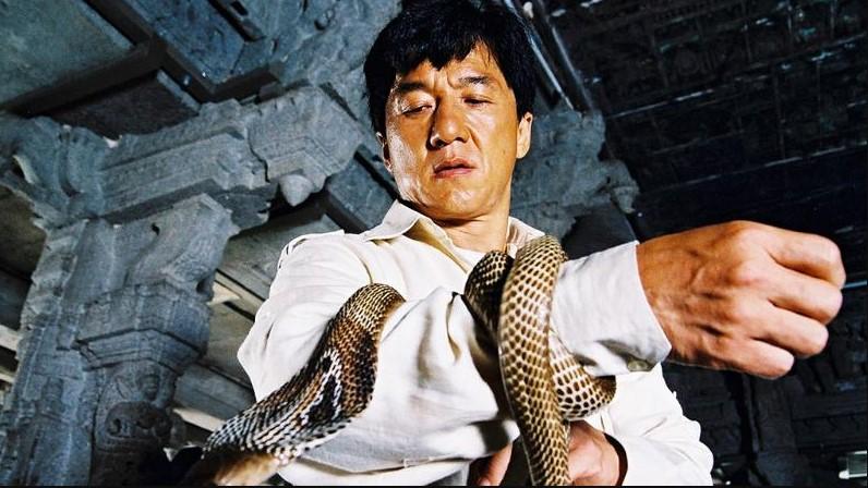 Джеки Чан өлім аузынан қалды